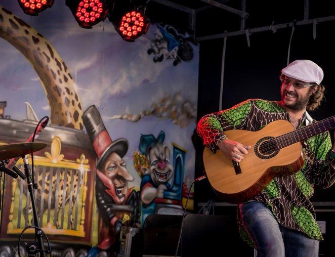 picking combo live band latin cubaans cuba afro