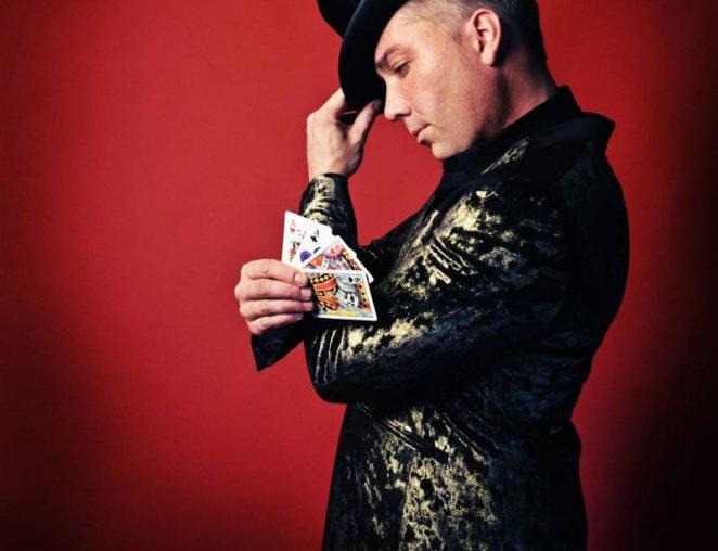 Armand magic, goochelaar, toveren, trucks, Hofnar, magie, show