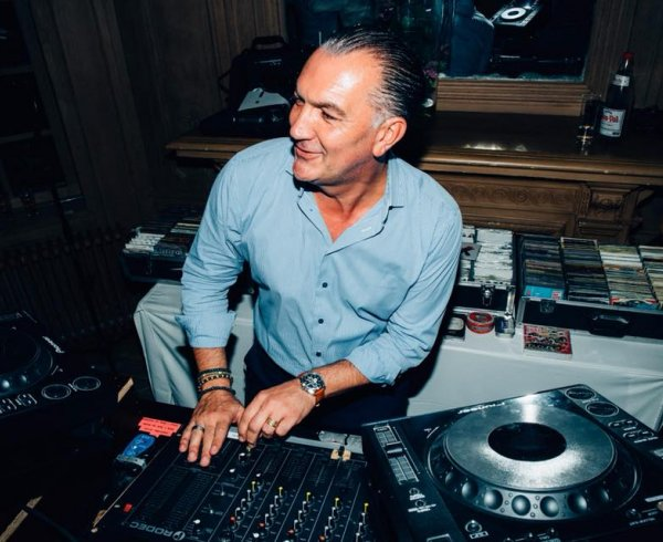 DJ DDD Dirk De Deckere Hofnar